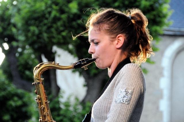 jardin de l'évêché festival de jazz