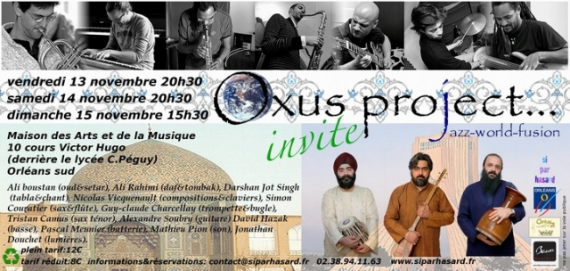 oxux project concert