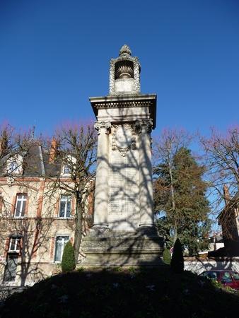 monument aux morts de saint marceau